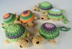 Interview with Angele Lumiere, Spanish #crochet designer & #blogger on Underground Crafter