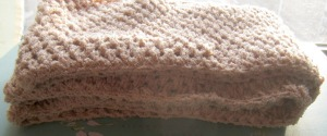 All Weather Cowl, free Tunisian crochet pattern by Underground Crafter