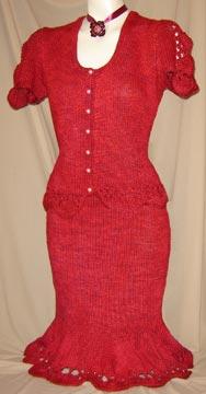 Julianne 2-Piece Dress.