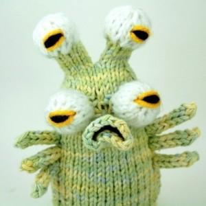 Cheezombie's Omar Alien.
