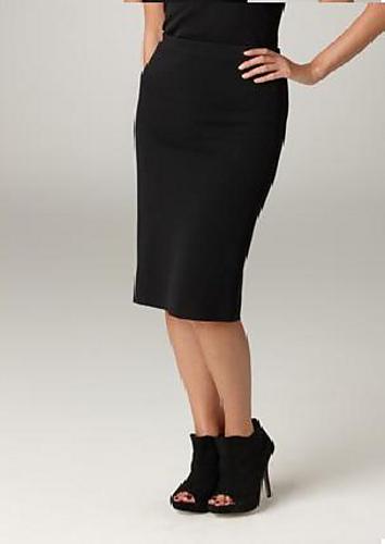 Joan McGowan-Michael's Plus Sized Pencil Skirt.