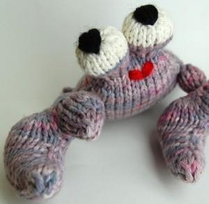 Cheezombie's UnCrabby Crab.