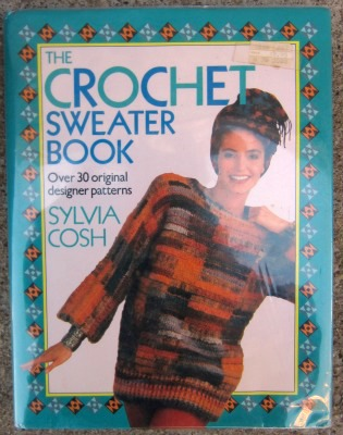 Crochet Sweater Book cover