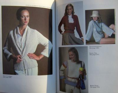 Crocheting for Pleasure color fashions