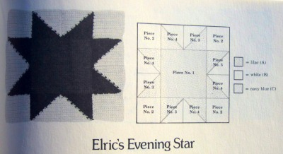 Lep Patchwork construction diagram