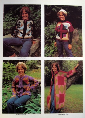 Lep Patchwork garments