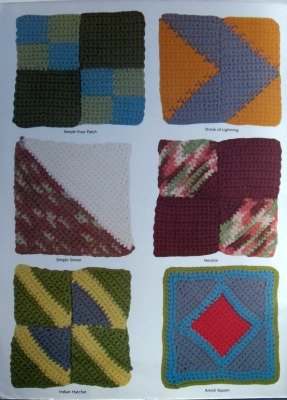 Lep Patchwork inside cover
