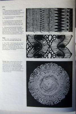 Crochet Workshop 214 hairpin