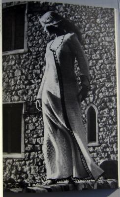 Crochet Workshop 225 gown