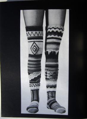 Crochet Workshop 248 thigh highs