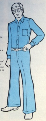 Complete Fam Sewing Bk pantsuit