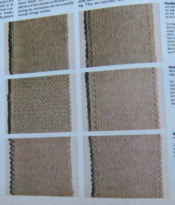 Complete Guide to Needlework 284 Selvages