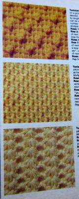 Complete Guide to Needlework 387 Tunisian crochet