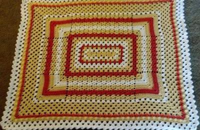 Rectangular Sampler Blanket Phyllis G