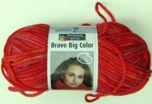Bravo Big Color Fire Print