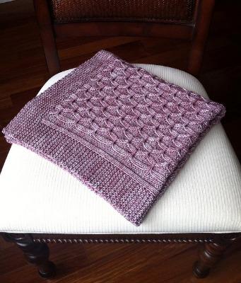 Sugarplums Blanket