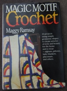 Magic Motif Crochet cover