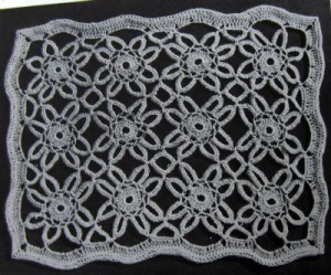 Magic Motif Crochet lace