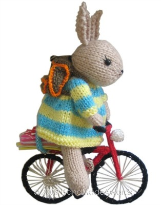 My Bicycle by HandMadeAwards.
