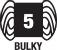 5-bulky 50