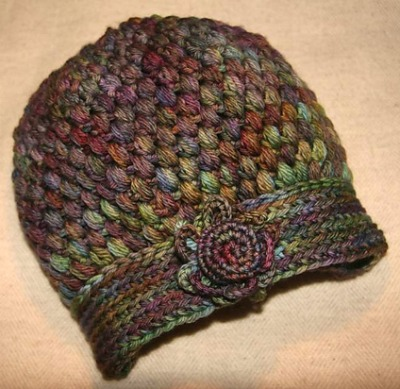 Gorro Anna/Anna Hat.
