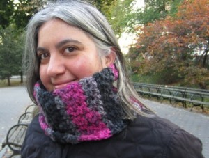 Quick, Fast in a Hurry Cowl, free #crochet pattern by @ucrafter