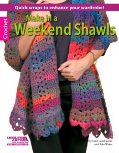 Make in a Weekend Shawls