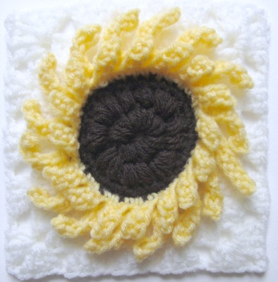 blog A Ray of Sunshine wet blocked