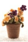 plant pot crochet
