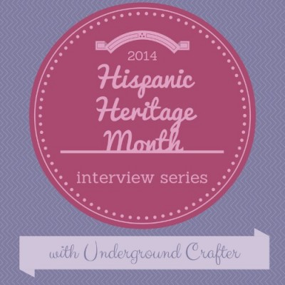 2014 Hispanic Heritage Month interview series with crocheters and knitters on Underground Crafter