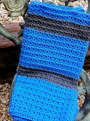 Interview with VIctor Noel Lopez, crochet designer/charity crafter on Underground Crafter blog