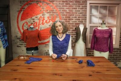 Dora Ohrenstein's Custom-Fit Tunisian Crochet Craftsy class reviewed by Underground Crafter