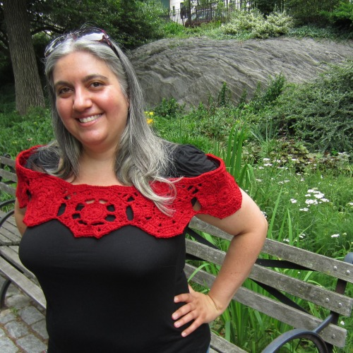 El Guaba, free crochet pattern from Underground Crafter with U.S. pattern abbreviations.