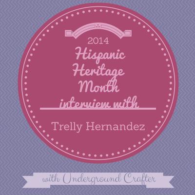 Interview with Galician knitting designer Trelly Hernandez on Underground Crafter blog