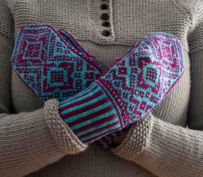 Interview with knitting designer Adriana Hernandez/AdriPrints on Underground Crafter