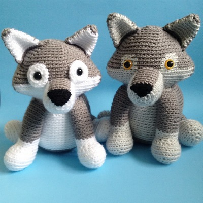 Interview with crochet softies designer, Adriana Aguirre, on the Underground Crafter blog