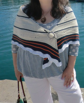 Interview with crochet/knitting designer Rosalia Fauste on Underground Crafter blog