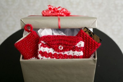 12 Days of Gift Card Cozies pattern on Underground Crafter