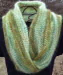 Roundup of crochet neckwarmer patterns on Underground Crafter