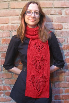 Interview with knitting designer, Peggy Jean Kaylor, on Underground Crafter blog.