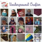 Indie Design Gift-a-Long 2014, patterns for sale by Underground Crafter