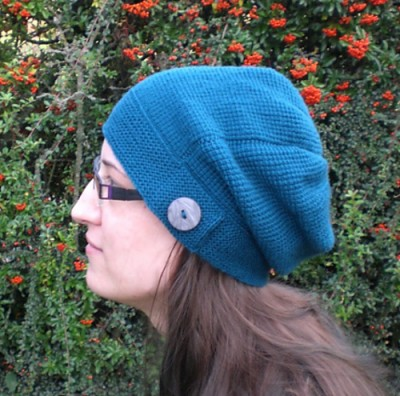 Interview with (mostly) knitting designer, Stefanie Bold, on Underground Crafter
