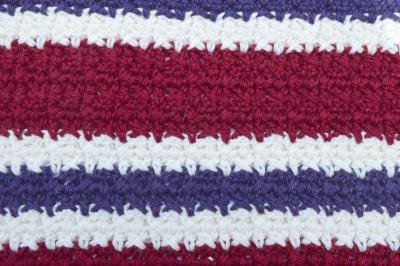 Serape Shawl, crochet pattern by Marie Segares/Underground Crafter