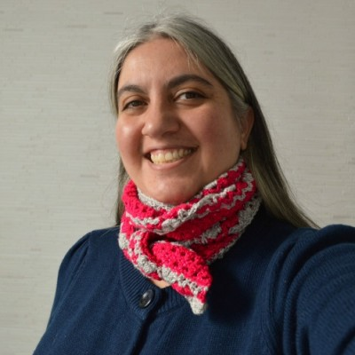 #scarfie Glimmer Glamour Scarf, free crochet pattern by Marie Segares/Underground Crafter