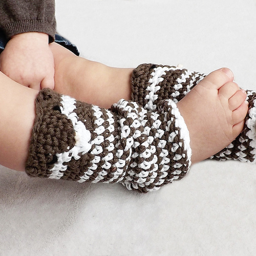 Aspen Animal Leg Warmers/Boot Cuffs, crochet pattern by Lakeside Loops for sale on Etsy.