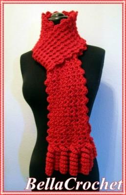 Curlique Cutie, free crochet pattern by Bella Crochet