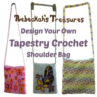 Interview with crochet designer and blogger Rebeckah Ferger on Underground Crafter