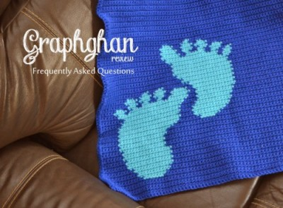 Graphghan FAQ by Belle Tracy, roundup of free tapestry crochet patterns on Underground Crafter
