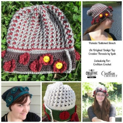 Interview with Leah Feild from Creative Threads by Leah on Underground Crafter