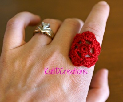 Put a Ring on It, free crochet pattern by KatiDCreations